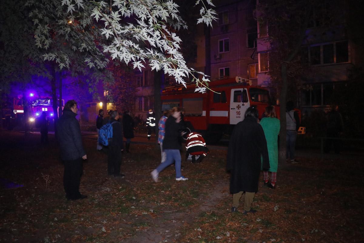 К счастью, обошлось без пострадавших, в результате пожара одна из комнат выгорела дотла