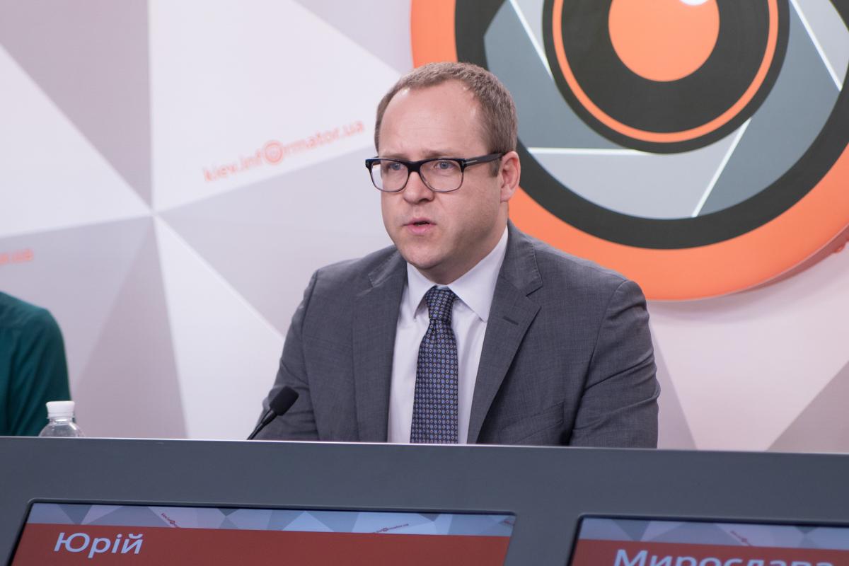 Юрий Назаров - директор департамента информационно-коммуникационных технологий КГГА