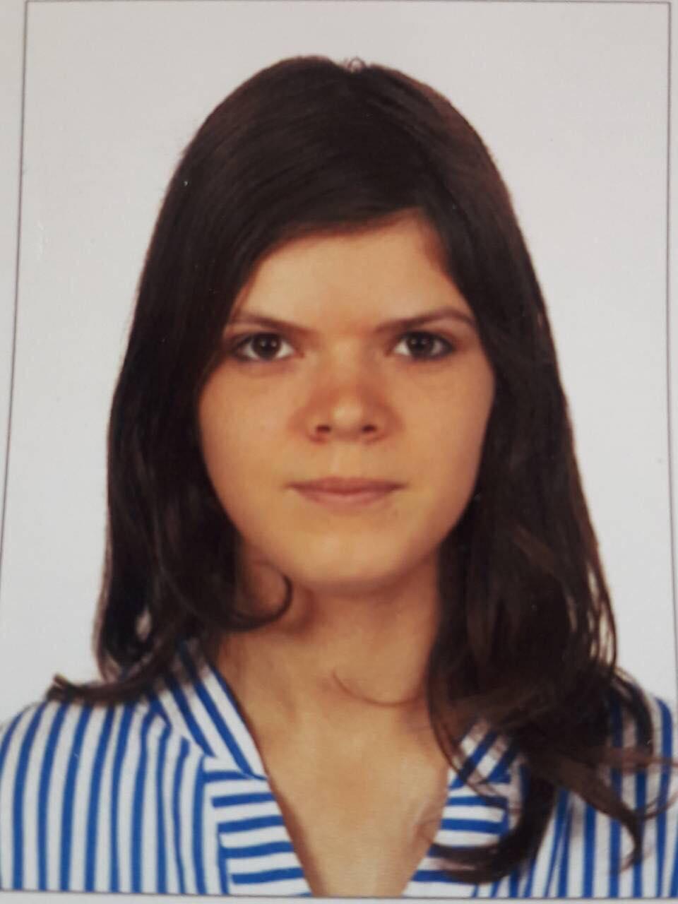 Вита Недилько пропала 18 октября приблизительно в 16:00