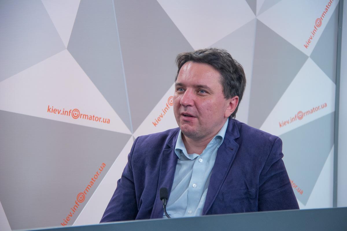 Эксперт рынка рекламы Максим Глухов