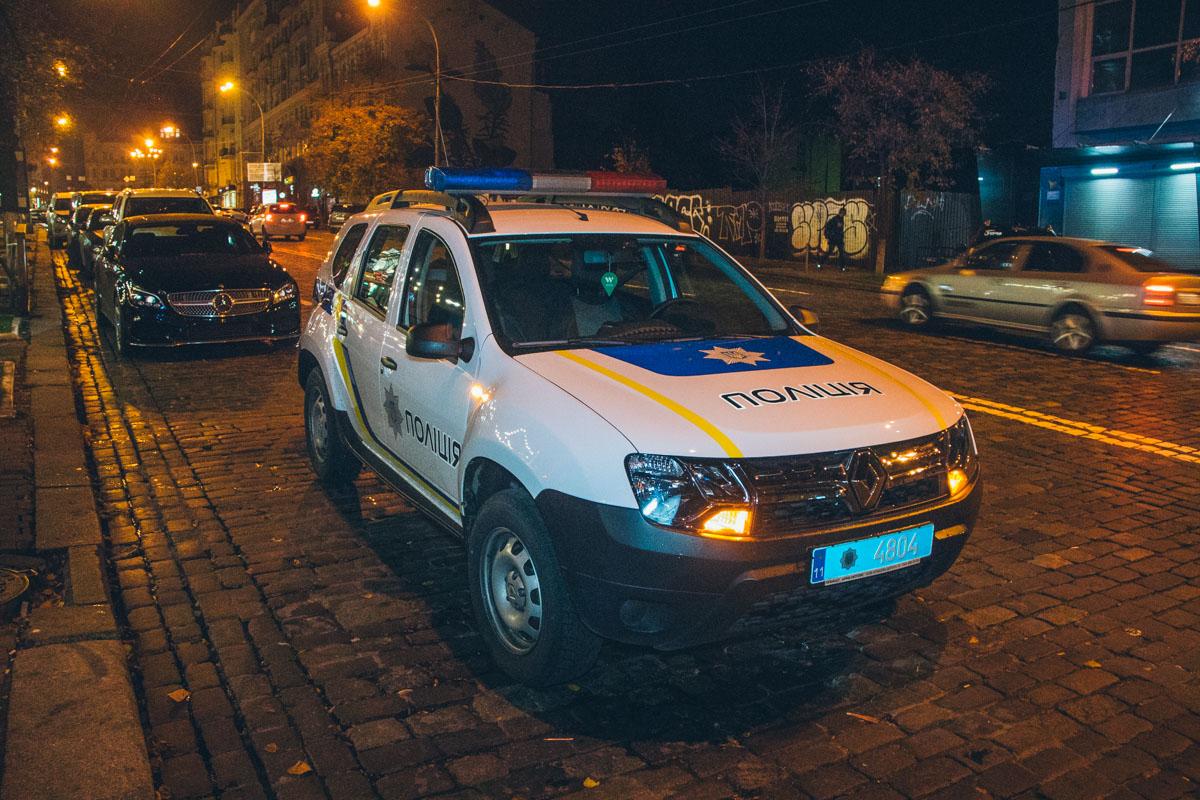 Возле бараSignal, по адресу Большая Васильковская, 44 произошла стрельба