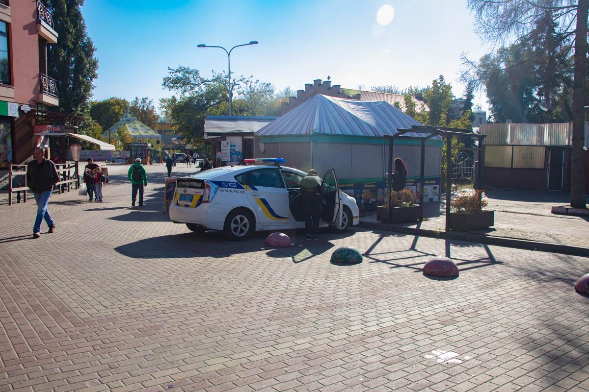 13 октября в Киевена Гидропарке нашли труп мужчины