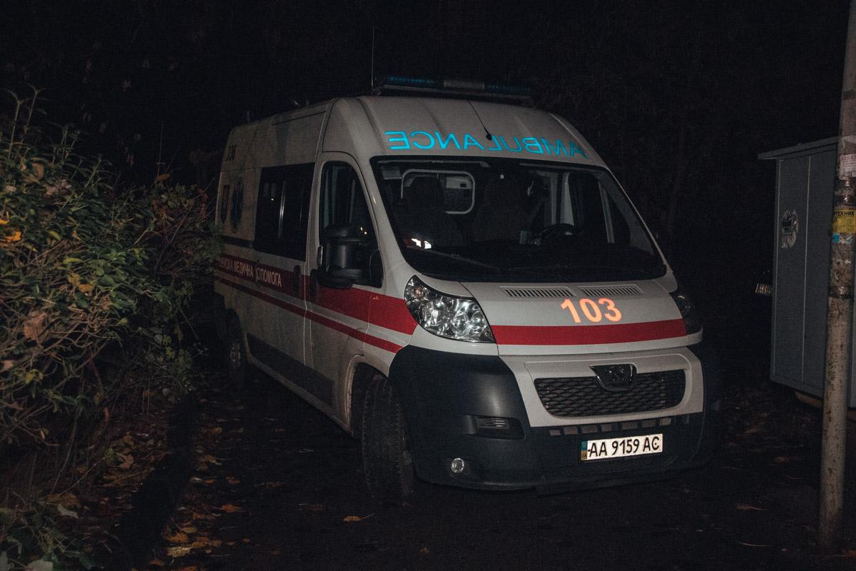 На месте работали правоохранители, спасатели КАРС и медики
