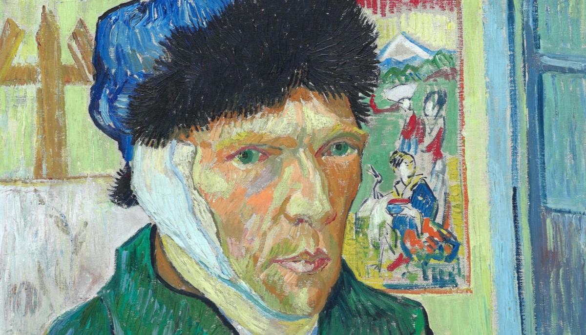 Ван ГогОдин из самых узнаваемых, всемирно-известных художников