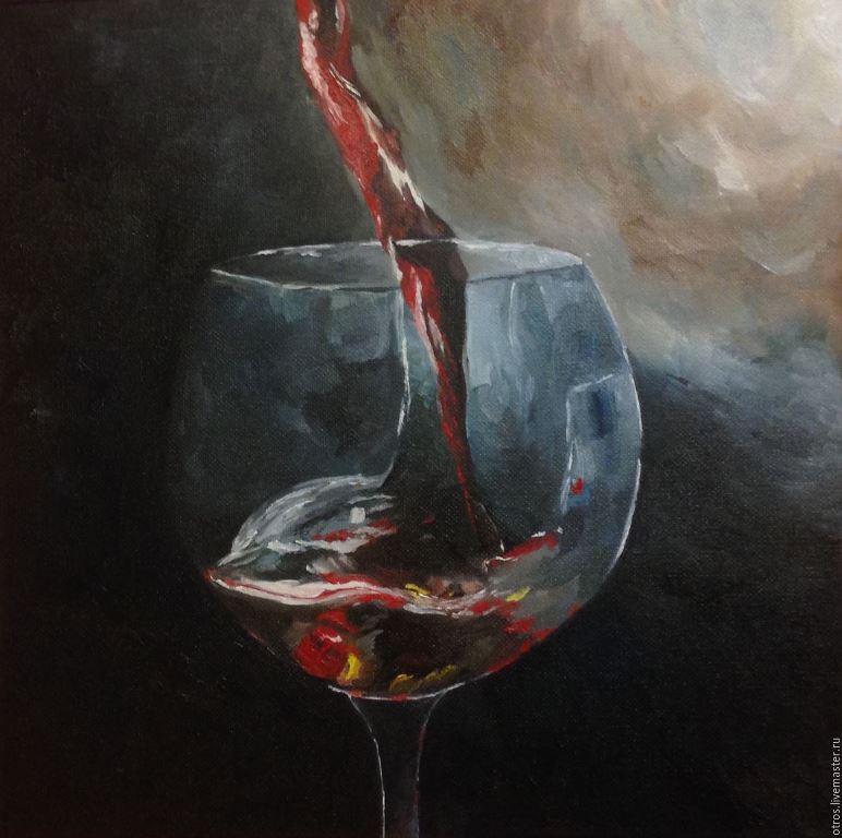 """Мастер-класс """"Пьяная живопись"""" приглашает не только научиться рисовать, но и знакомиться с новыми людьми"""