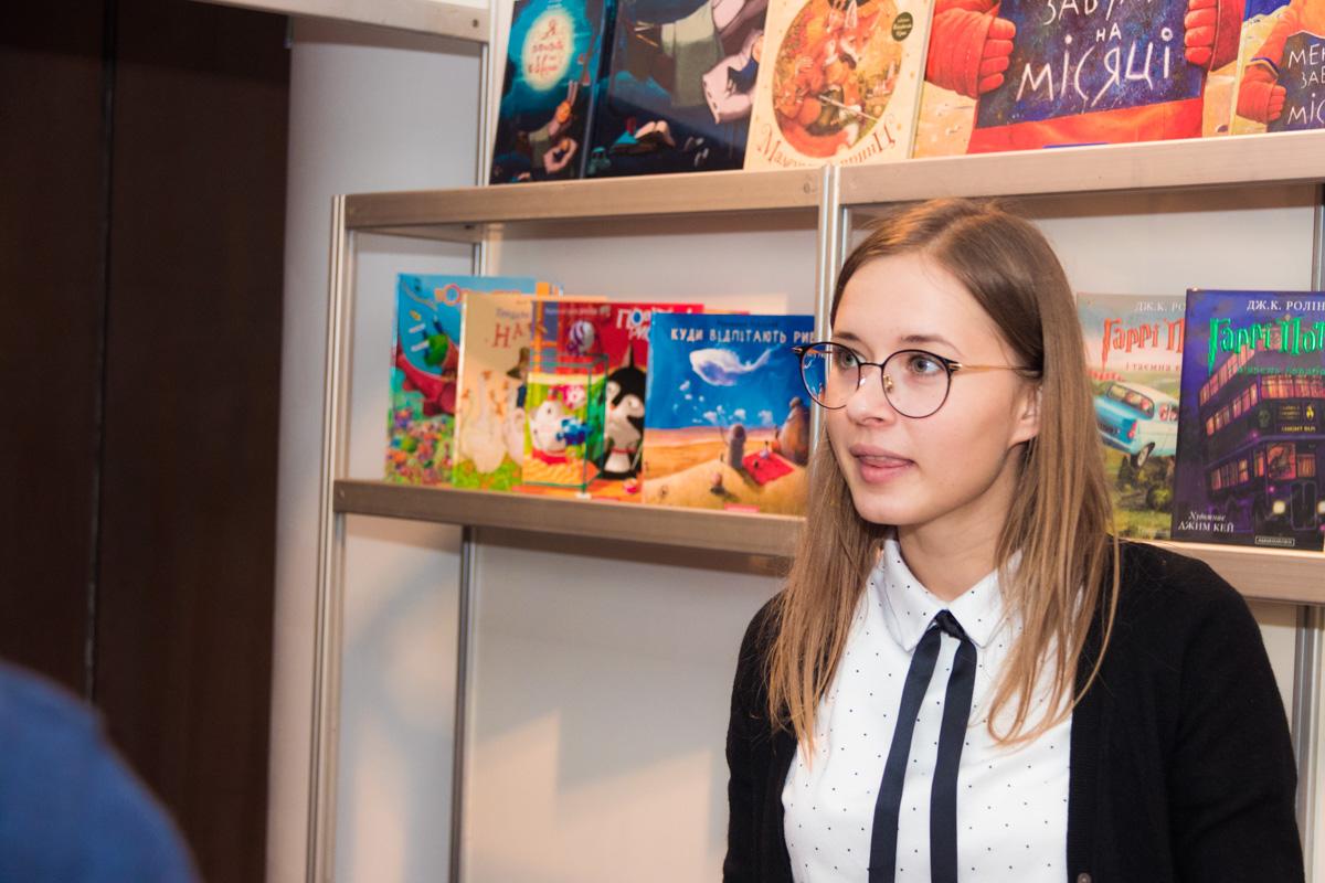 """В этом году после перерыва к выставке присоединилось старейшее частное детское издательство """"А-ба-ба-га-ла-ма-га"""""""