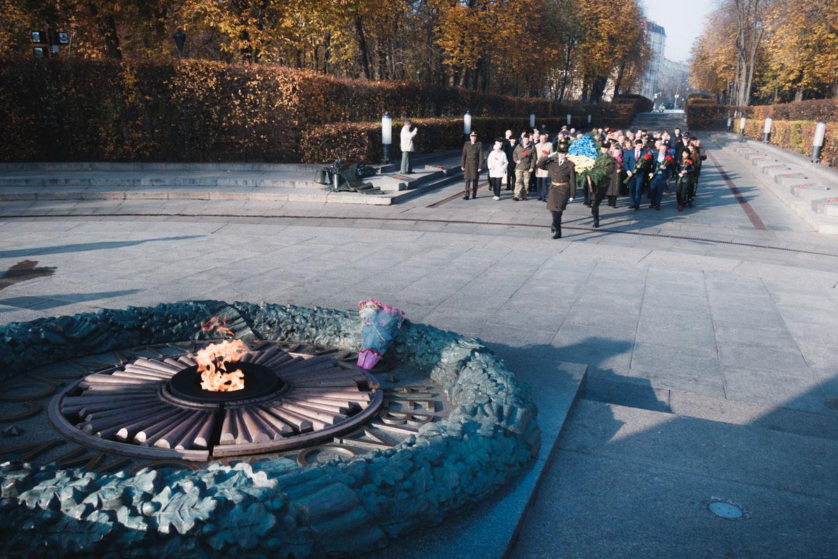 В этом году столица отмечает 75-ю годовщину со Дня освобождения