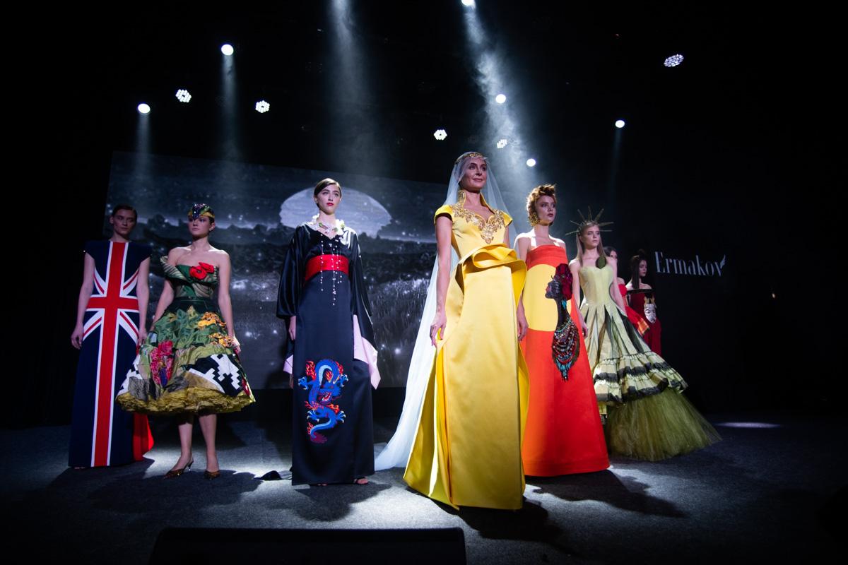 Парад наций призван рассказать о культурах народов мира