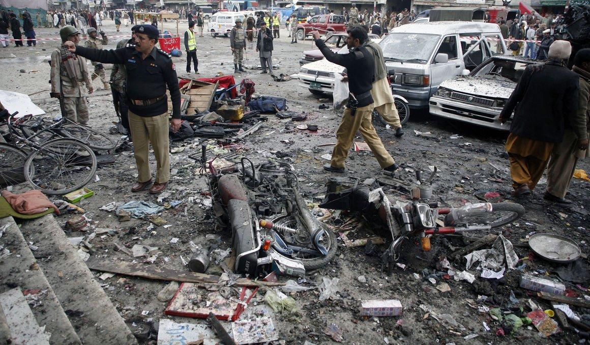 В Кабуле произошел очередной теракт