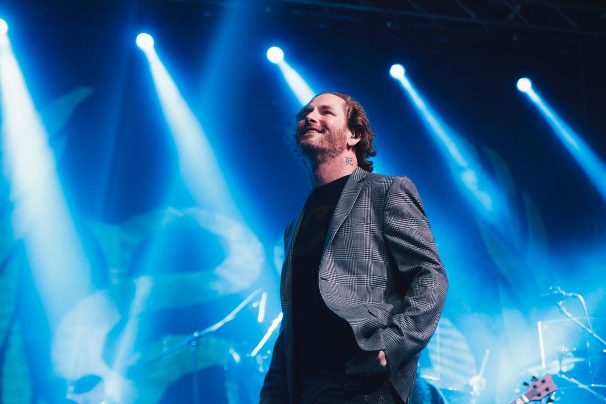 Публика была в восторге от концерта Stone Sour