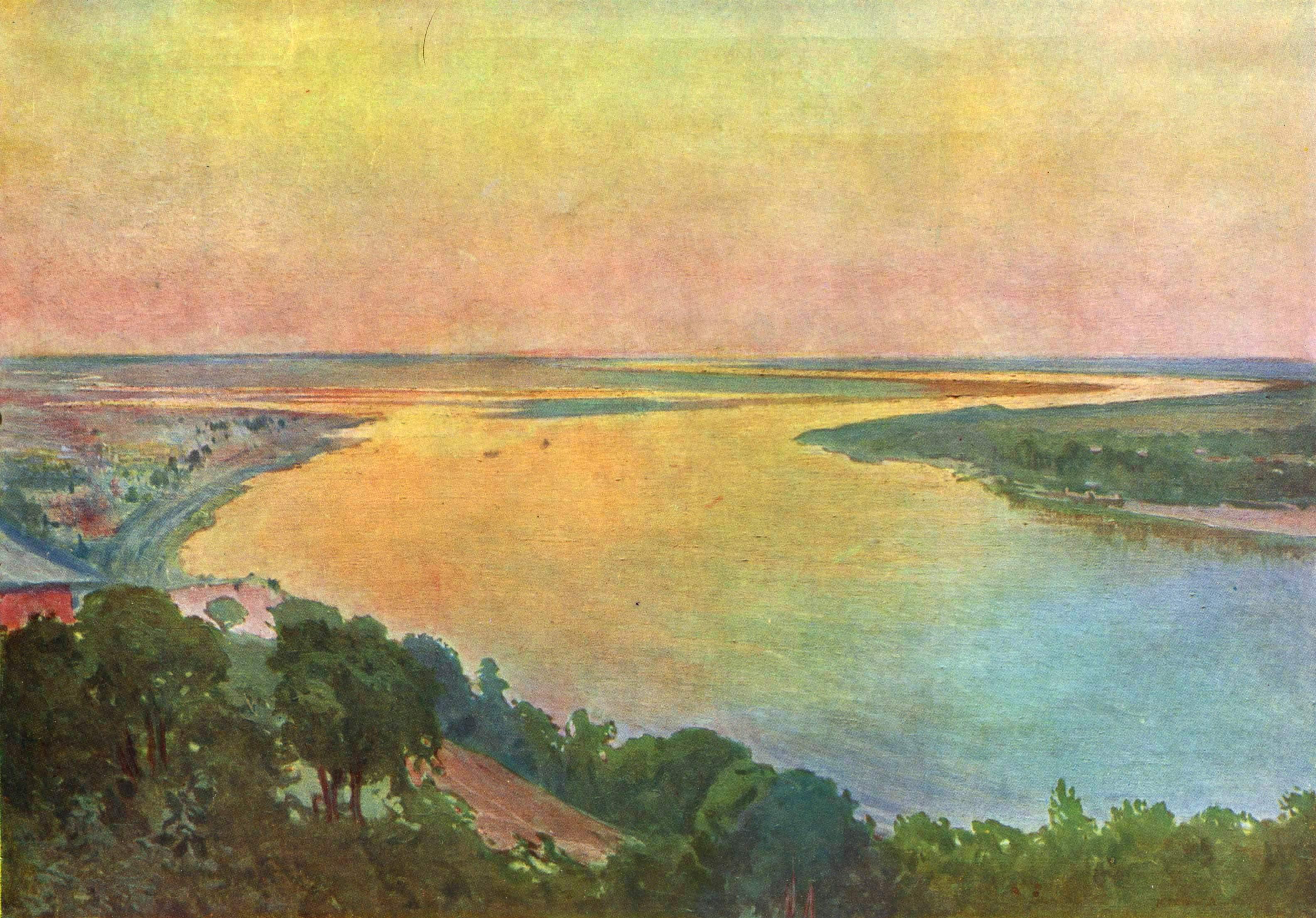 Пейзажи художника открыли для Галичины такие экзотические страны как Египет, Палестина, Хорватия, Италия