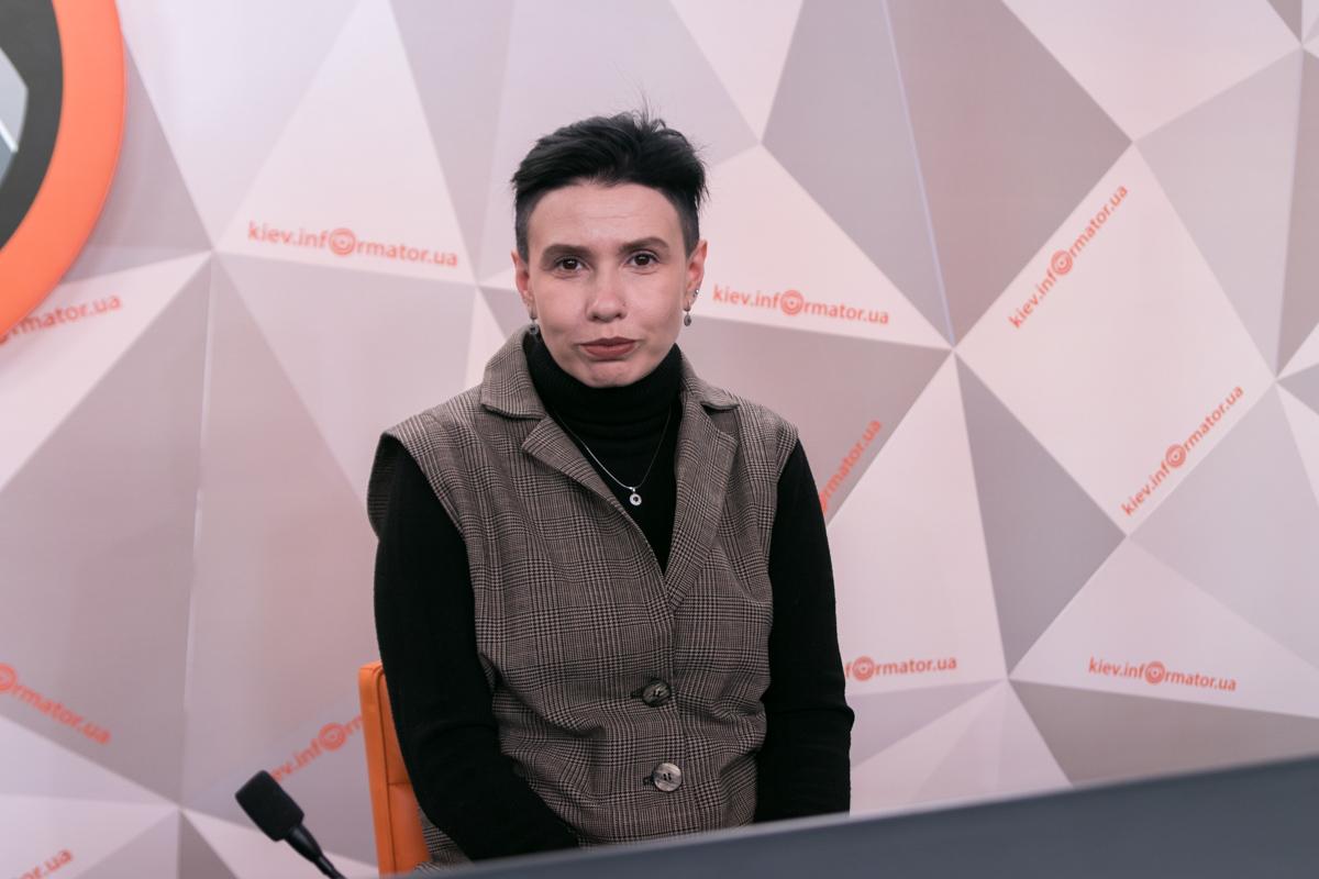 Психотерапевт Мария Фабричева