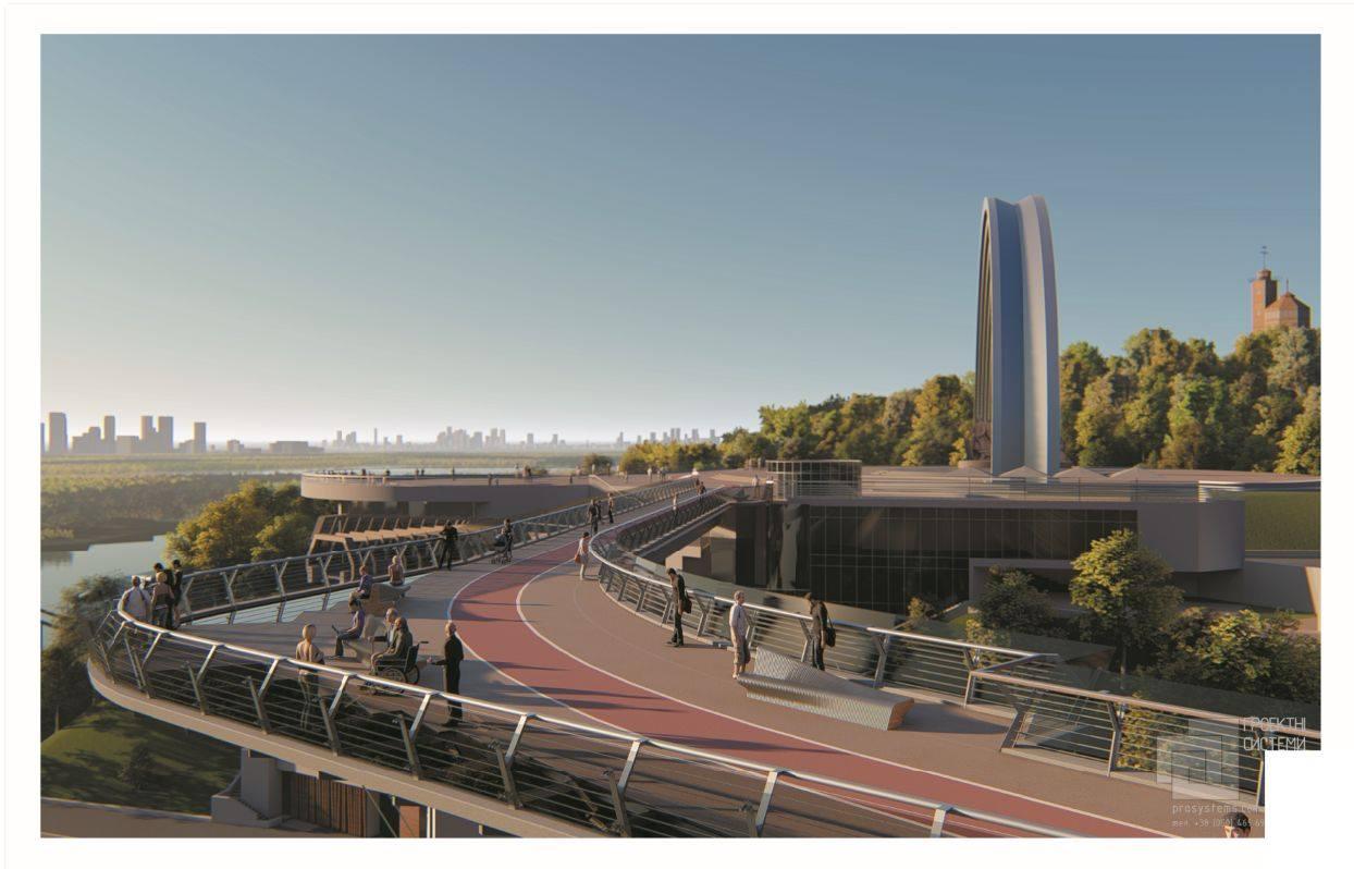 Мост построят за 260,5 миллионов гривен