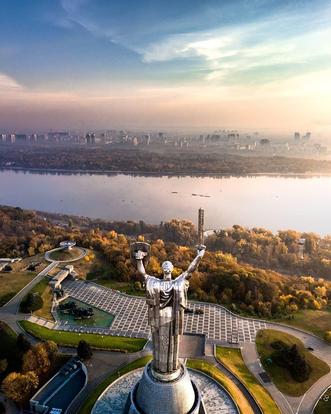 Город киев фото