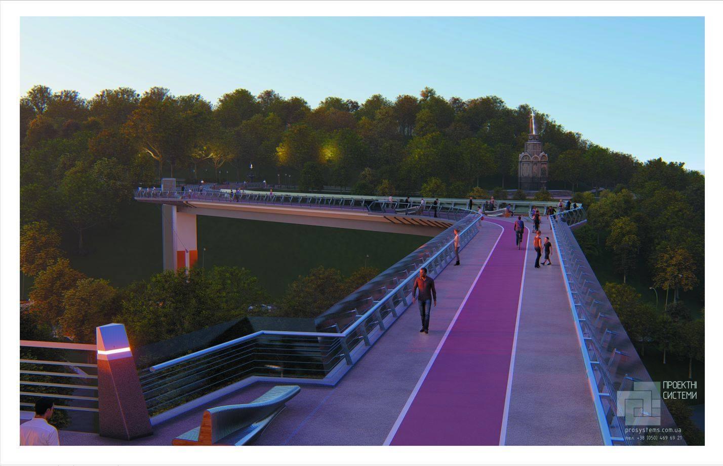 Сооружение планируют построить и открыть в конце весны 2019 года