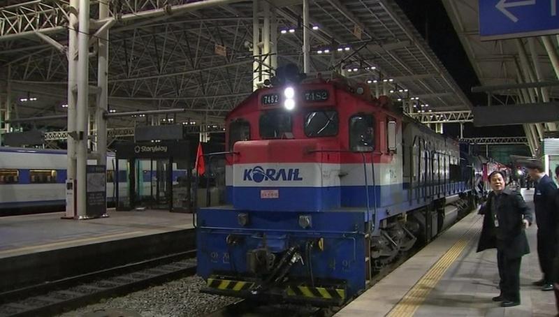Южная и Северная Кореи начинают восстанавливать железнодорожное снабжение