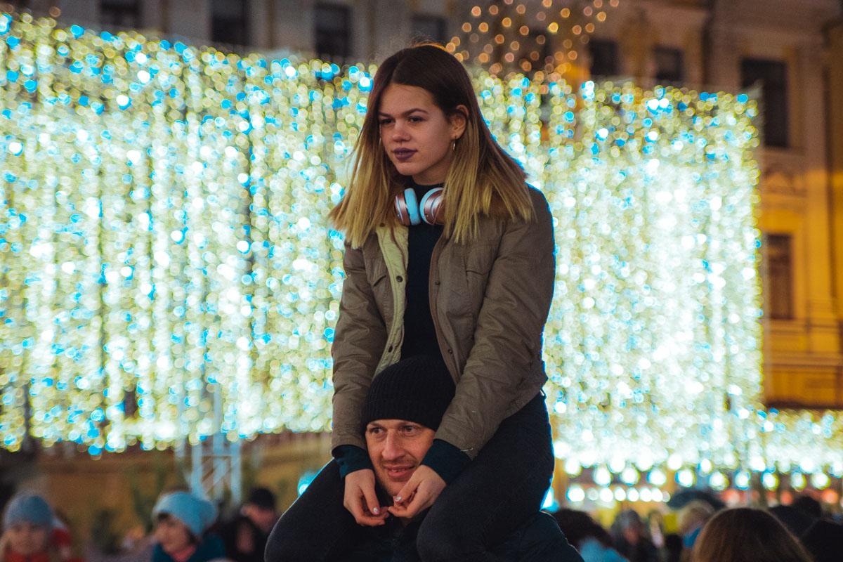 На праздники потратят 3 380000 гривен из городского бюджета