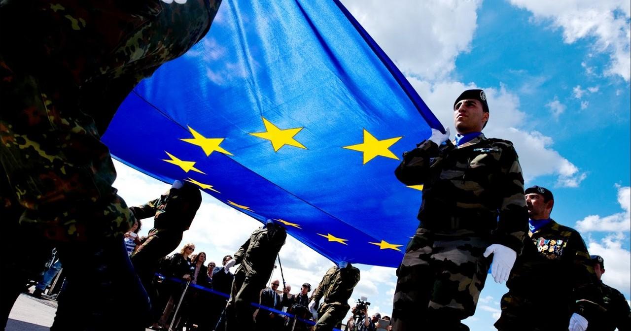 Евросоюз создал собственную армию, к которой присоединились уже 10 стран
