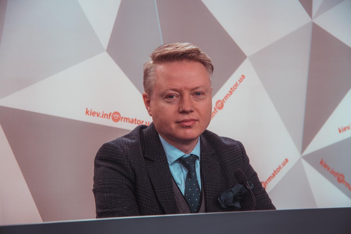 Руководитель направления пересчета и инкассации средств в ПриватБанк Сергей Муравицкий