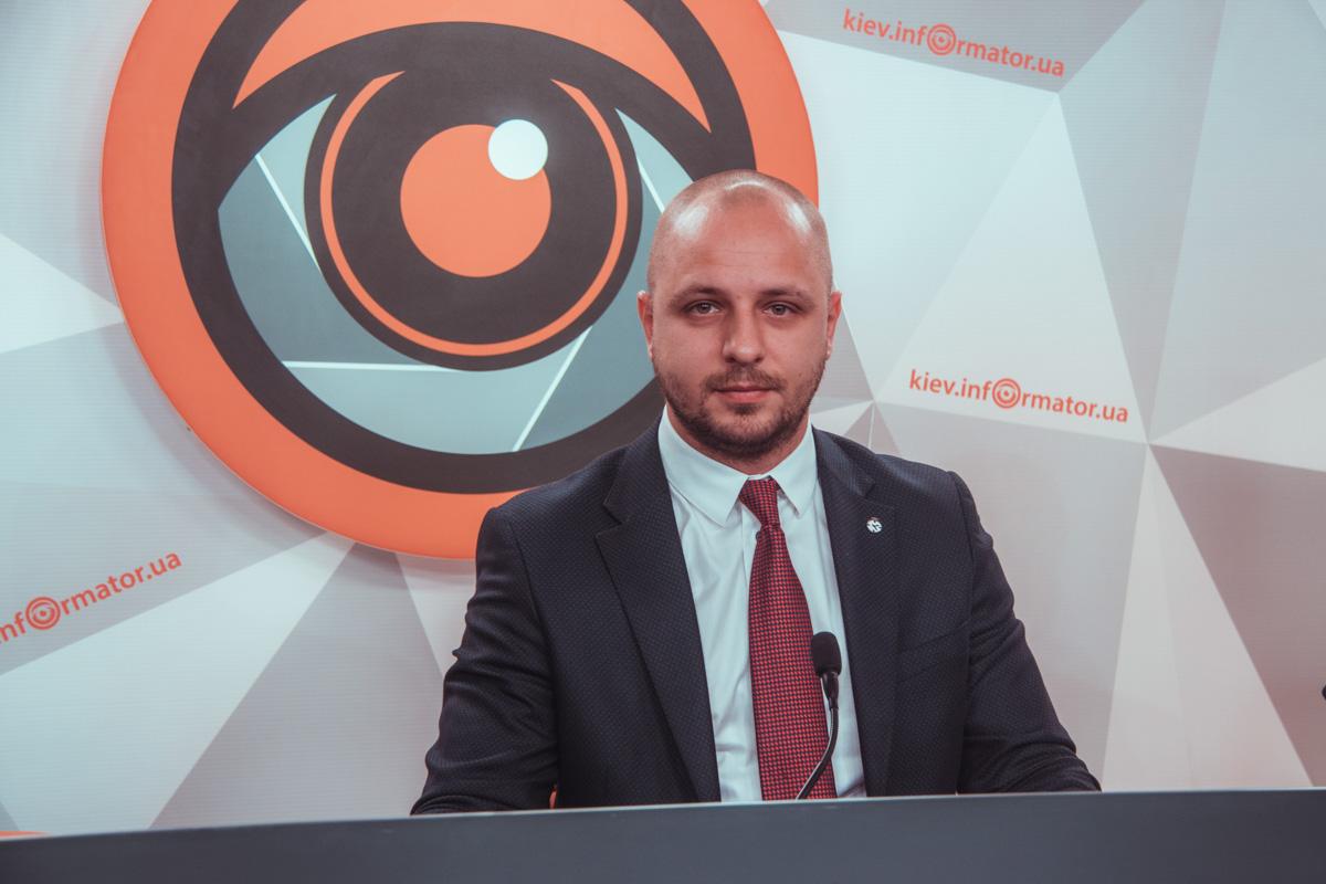 Адвокат Юрий Рожков