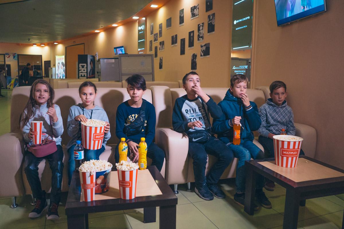 Данный кинотеатр будет единственным в сети, в котором не будут действовать любые скидки, в том числе для студентов и школьников
