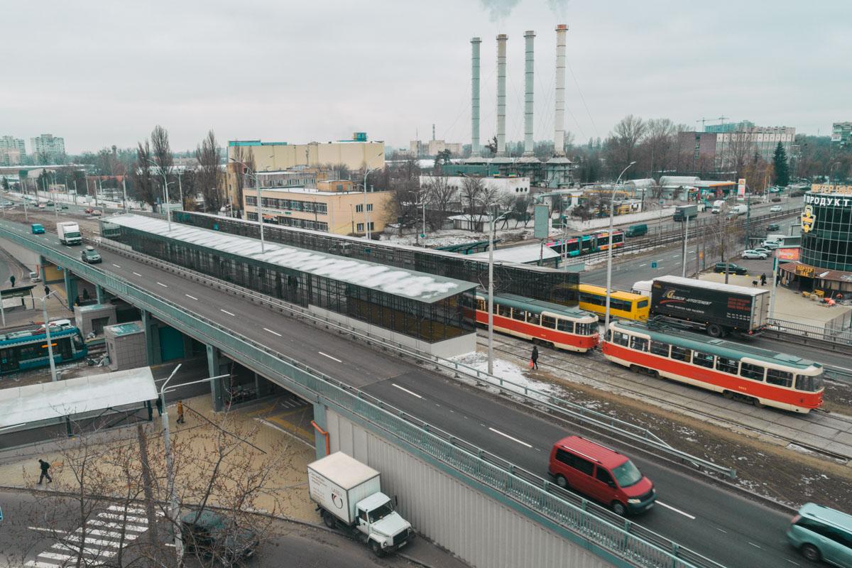Движения трамваев №14 и №15 открыто в обоих направлениях