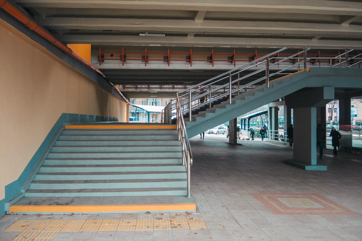Обновленные лестницы
