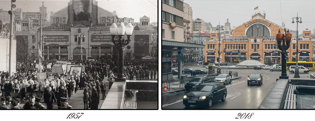 Бессарабский рынок практически не изменился