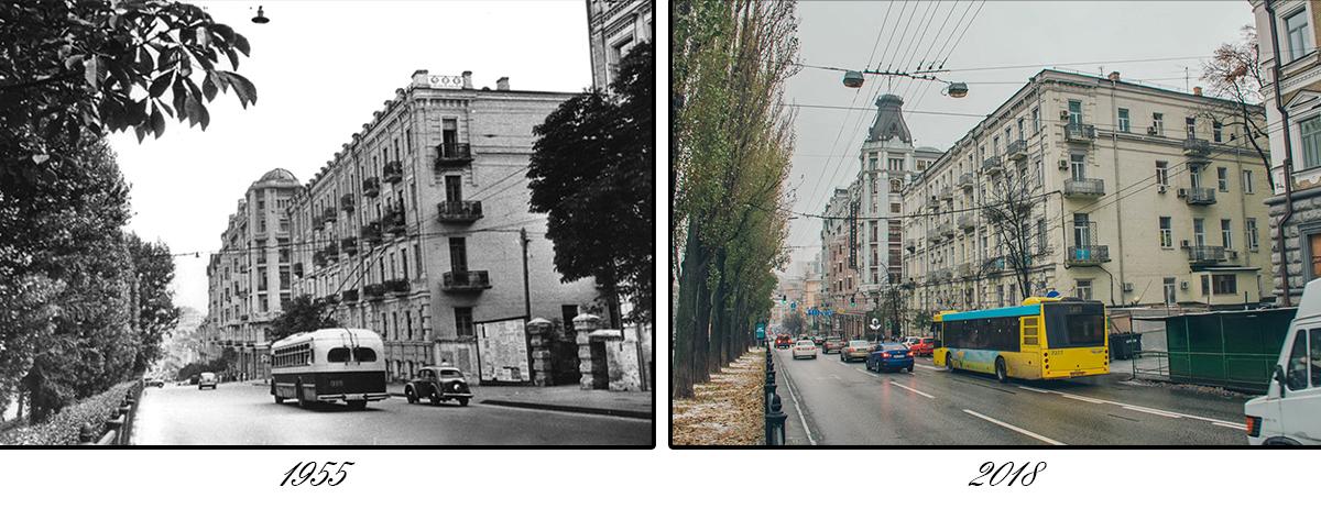 К счастью, большинство исторических зданий не были разрушены во время войны