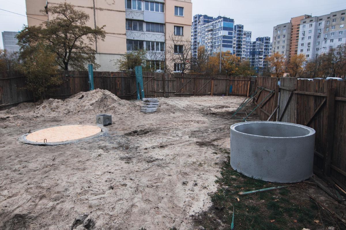 Построенный комплекс поможет решить проблему района с питьевой водой
