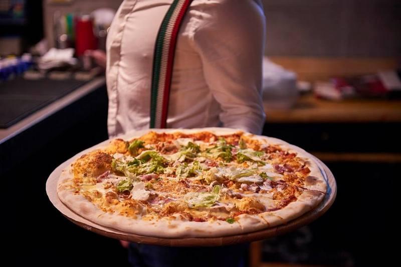Потомственный пиццайолло козырь итальянского ресторана