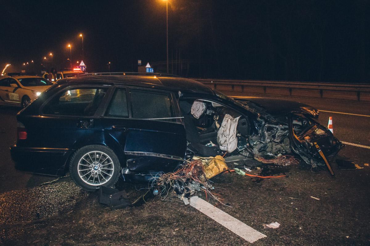 ВодительOpel не заметил движущееся на него авто и выехал на дорогу прямо передним