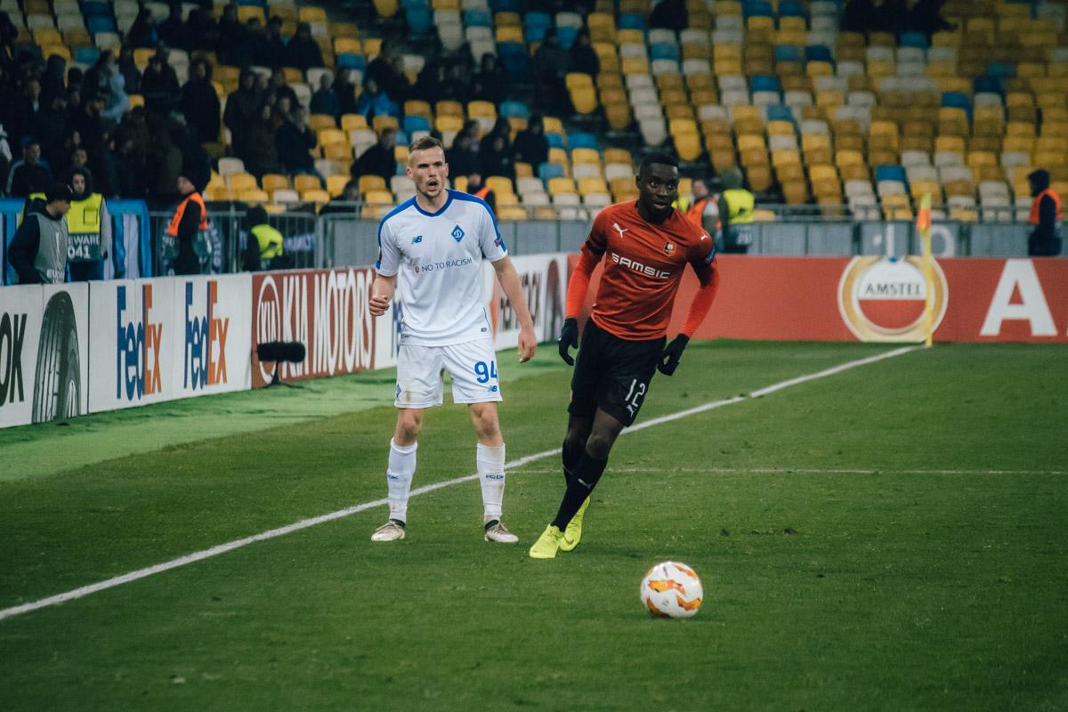 Томаш Кендзера может записать себе в актив очередной успешный матч