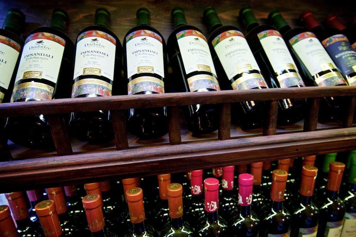 Дегустация лучших грузинских вин