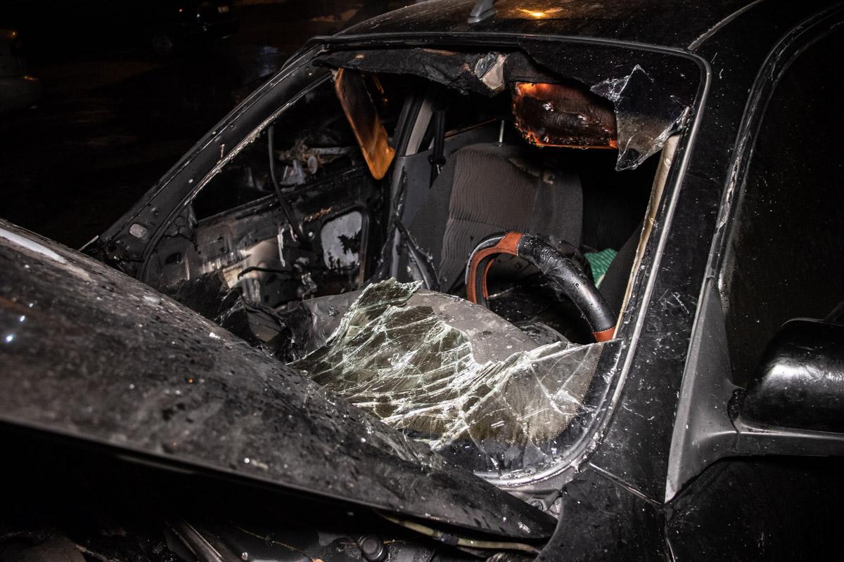 По словам водителяToyota, его авто было в исправном состоянии