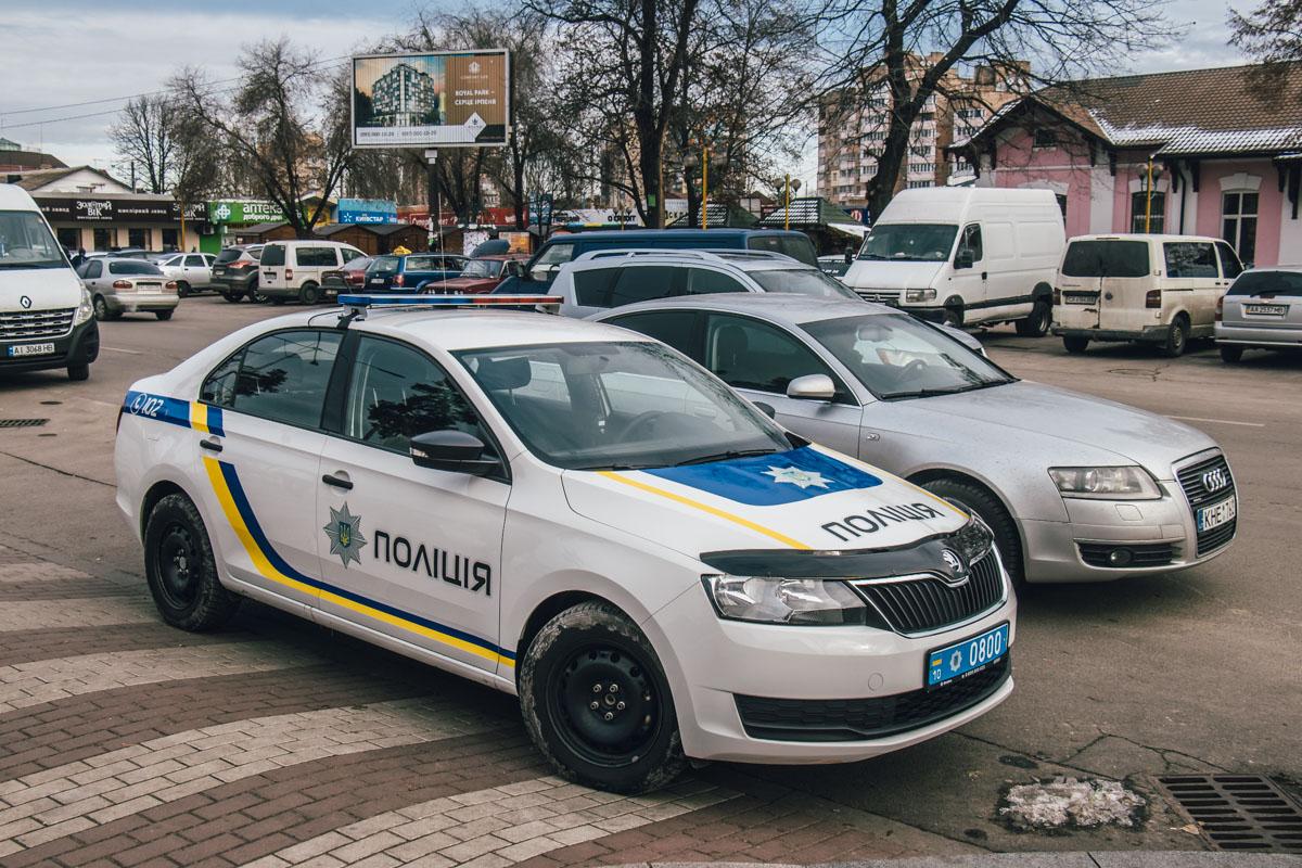 Полиция продолжает поиски злоумышленников