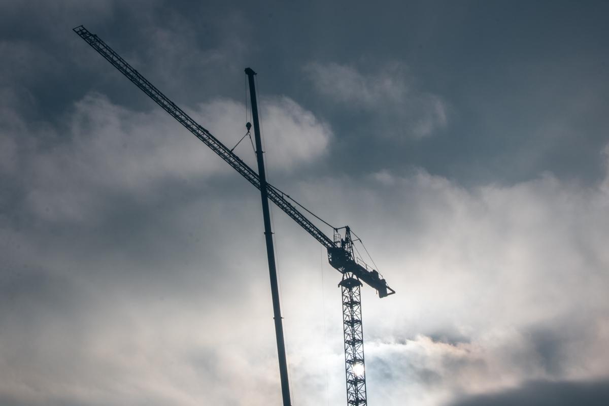Горожане возмущены, что в исторической части города строят высотки