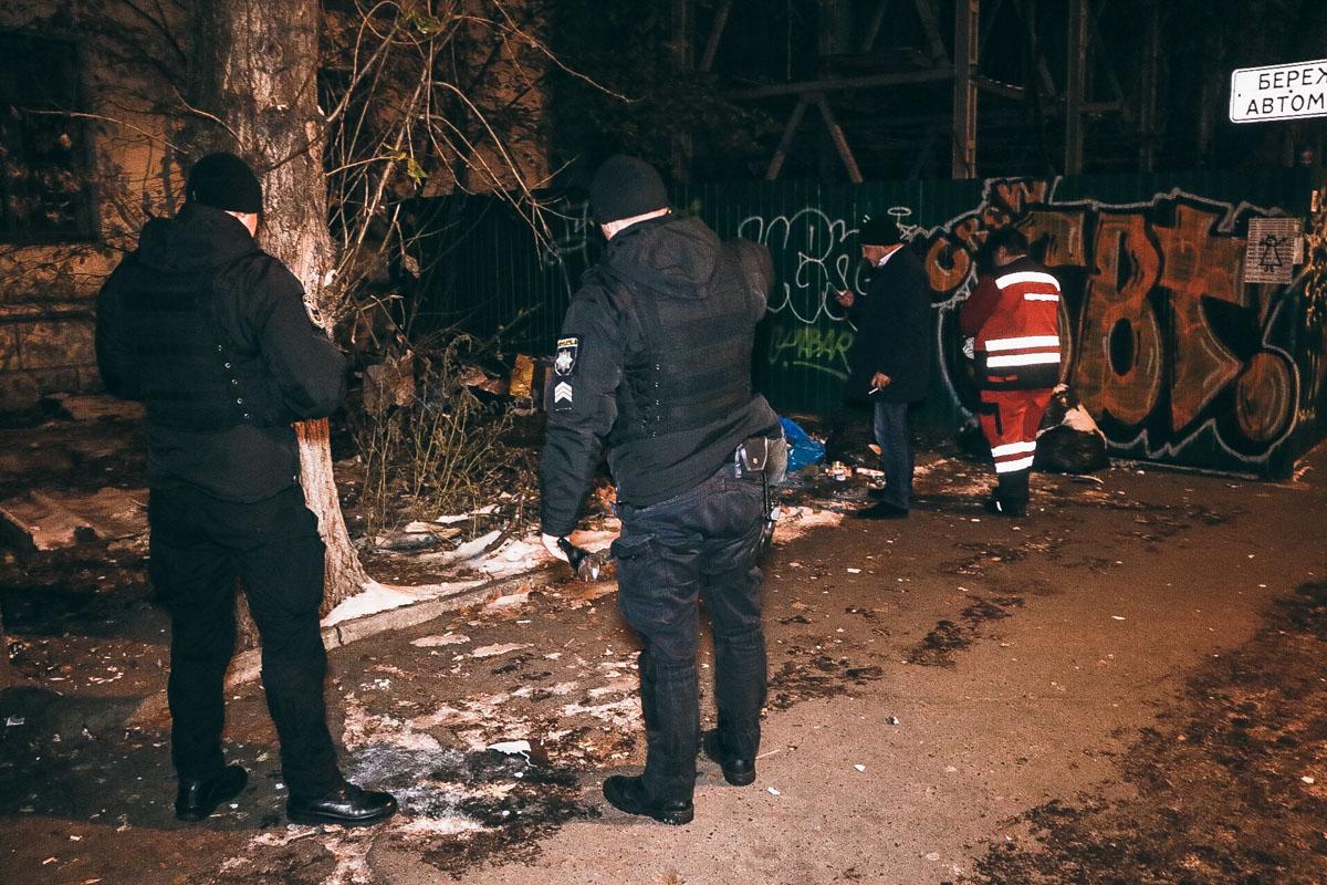 16 ноября в Киеве по адресу улица Золотоворотская, 7 прогремел взрыв