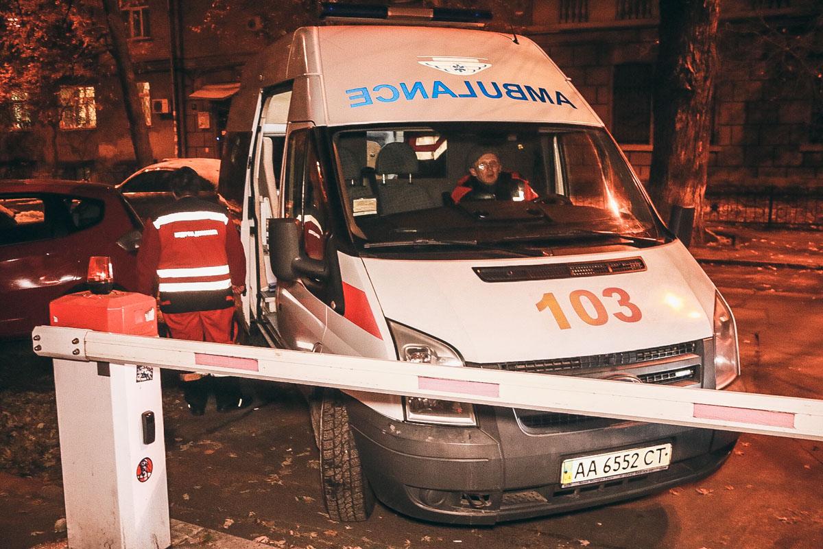 В результате инцидента пострадал мужчина