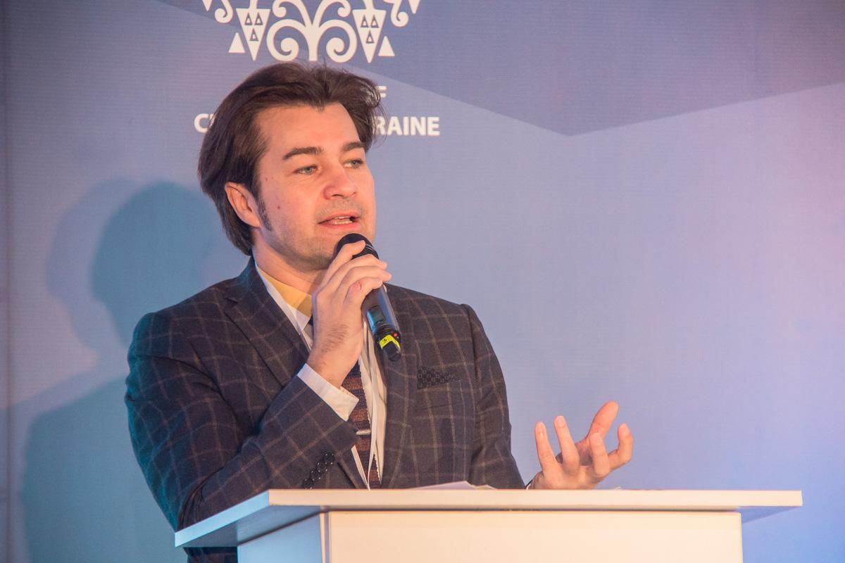 Министр культуры Евгений Нищук предложил выйти за рамки традиционных представлений о возможностях культуры и сфокусировать свое внимание на концепте креативной жизни