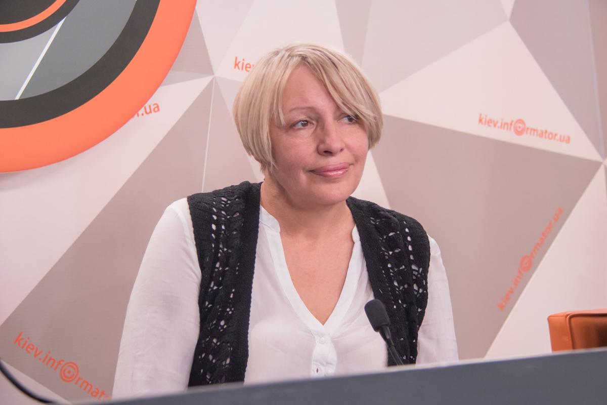 Любовь Чигирь - редактор сайта Mandria.ua