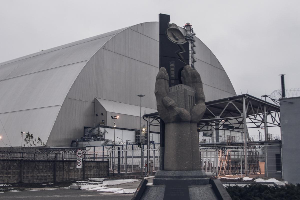 В 1986 году на четвертом энергоблоке ЧАЭС прогремел взрыв
