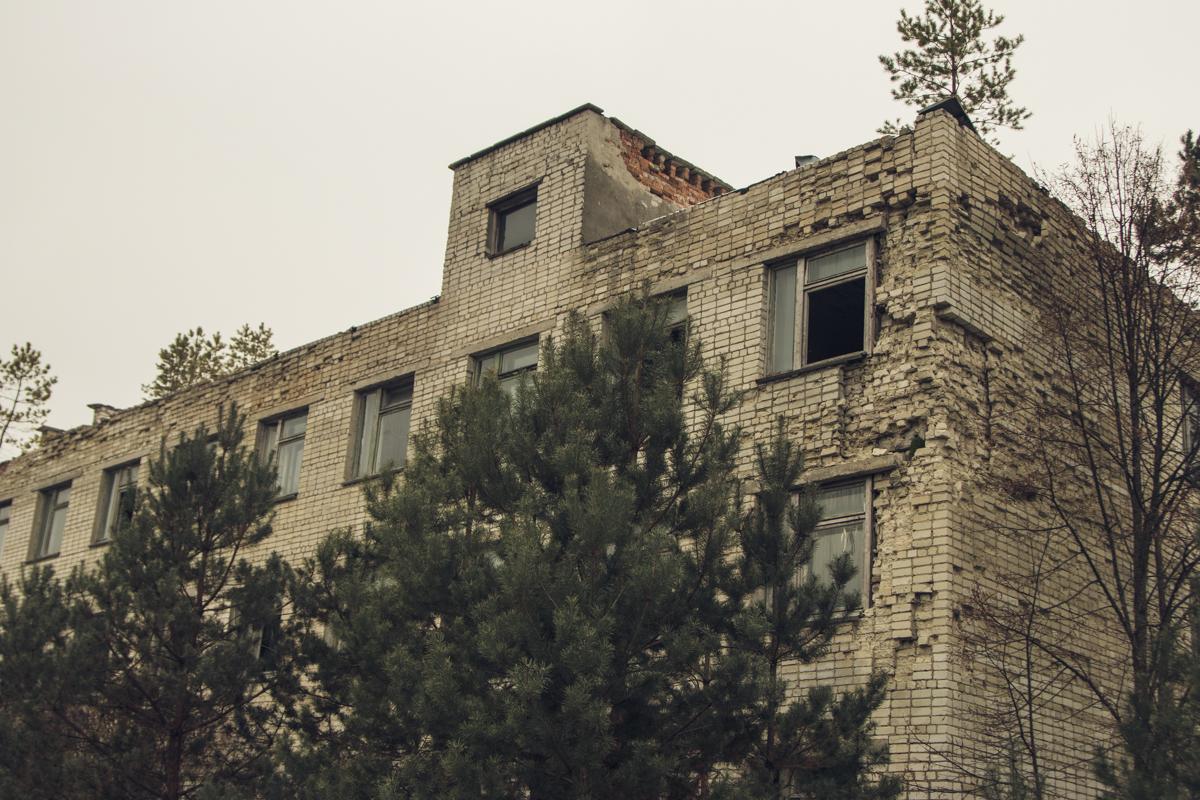 Эти здания видели и слышали многое