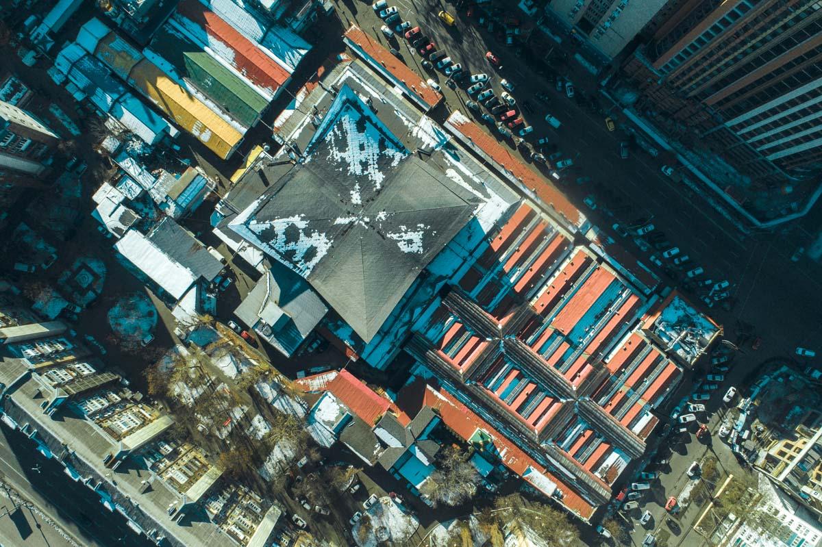 1 декабряВладимирский рынок на улице Антоновича, 115 отпразднует свой юбилей