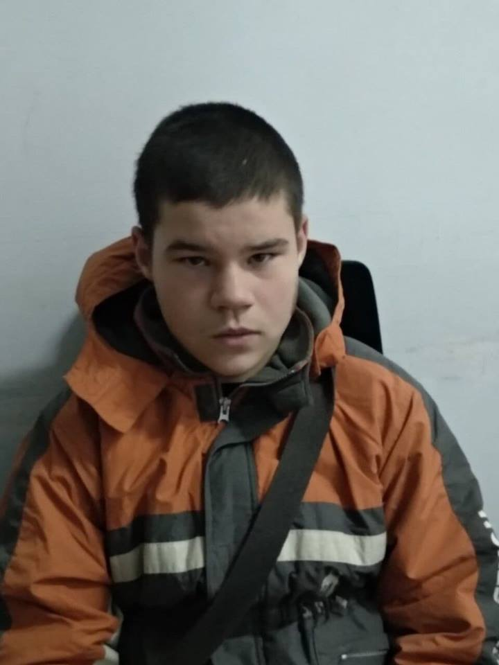 В Киеве пропал 13-летний Радзевич Николай