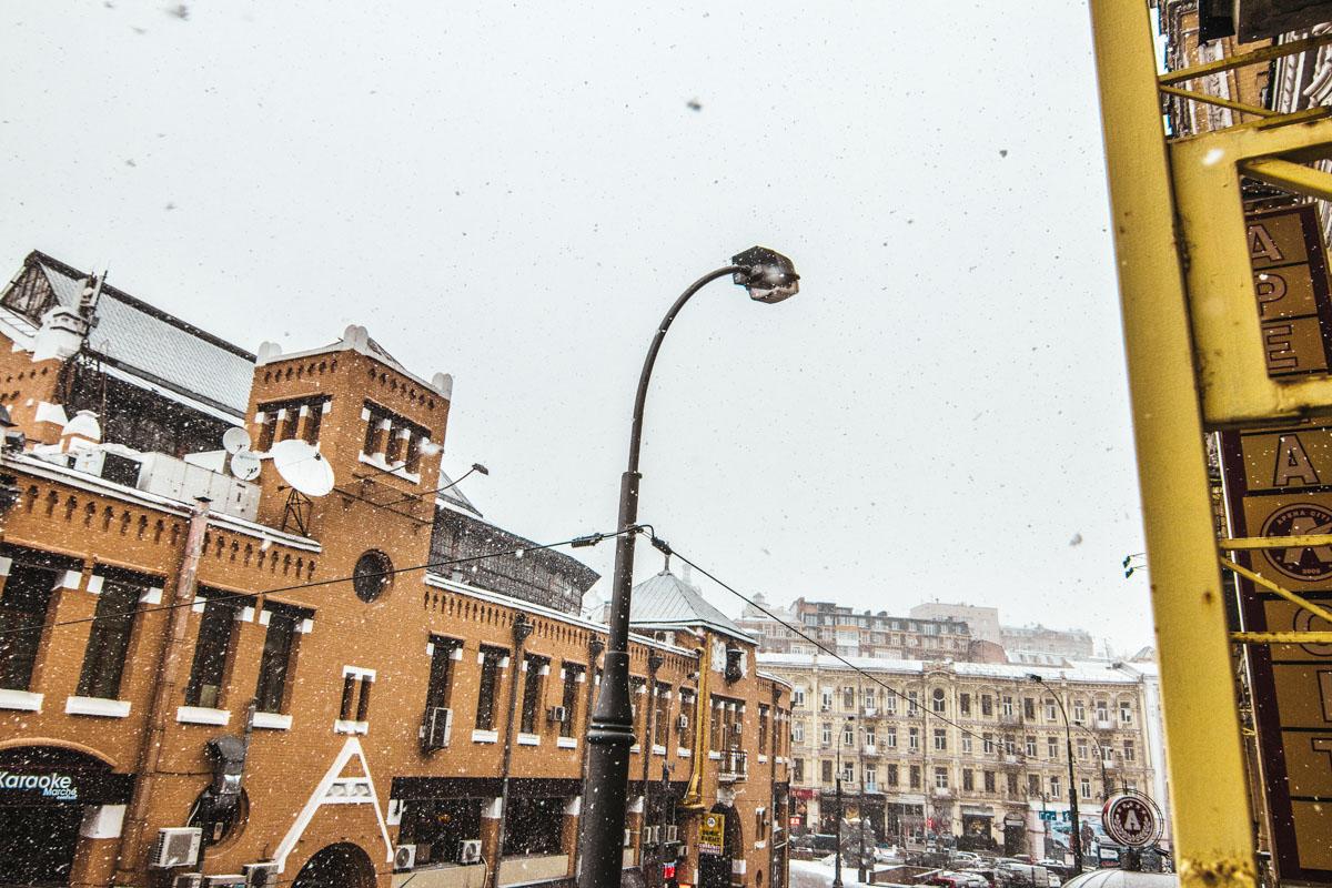 С первым снегом!!!