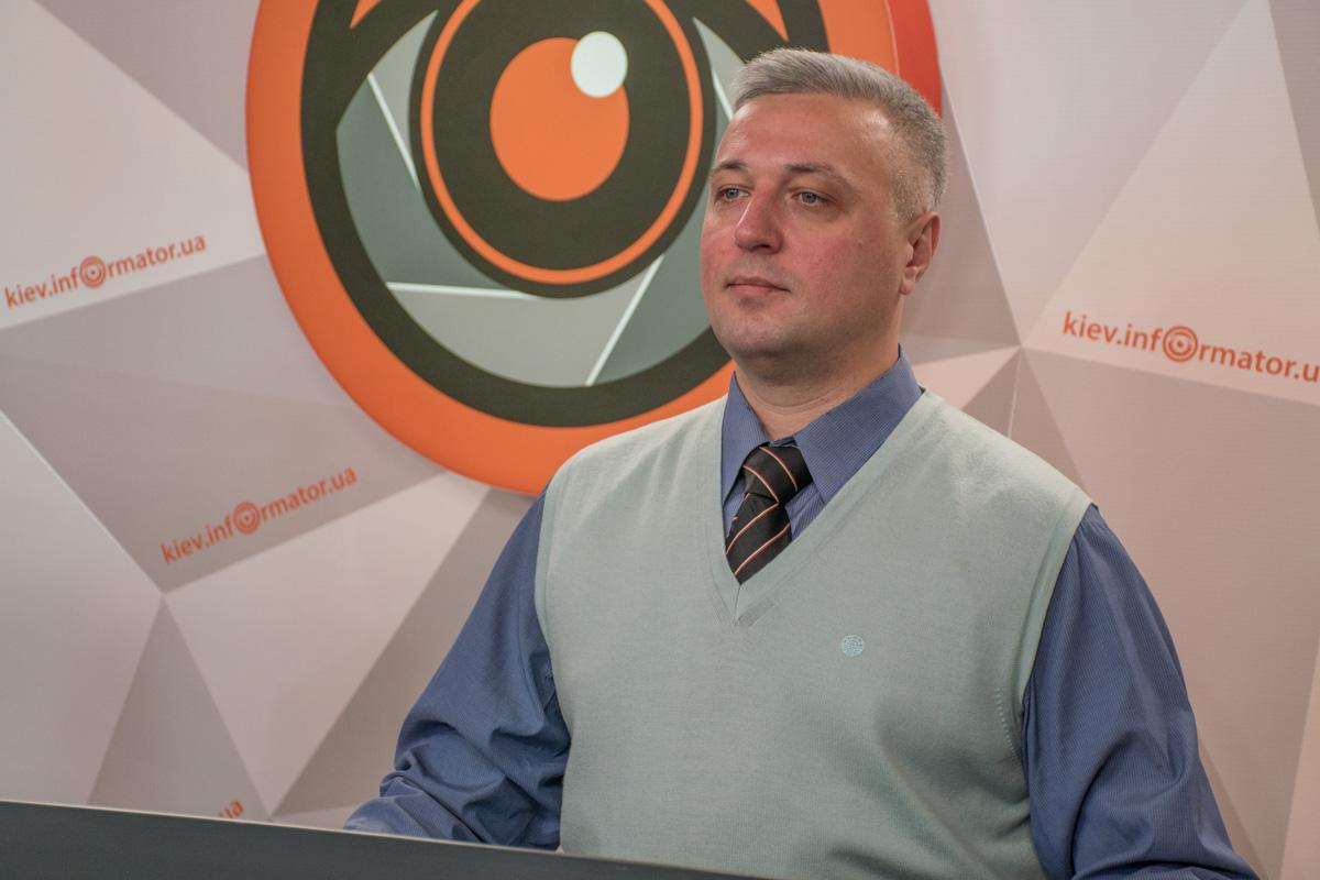 Главный врач клиники «Доступный доктор»Денис Павловский