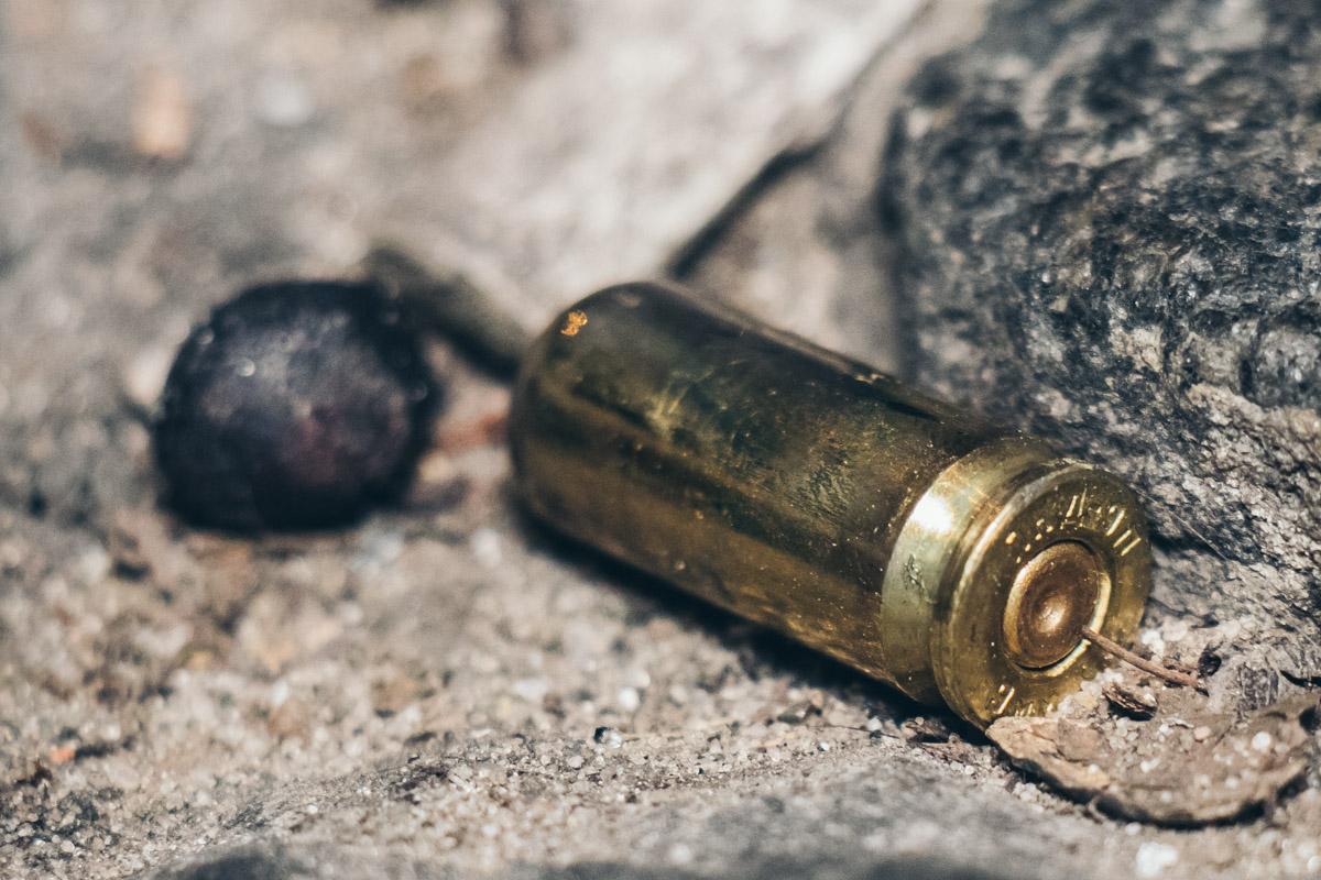 Один из участников использовал травматическое оружие