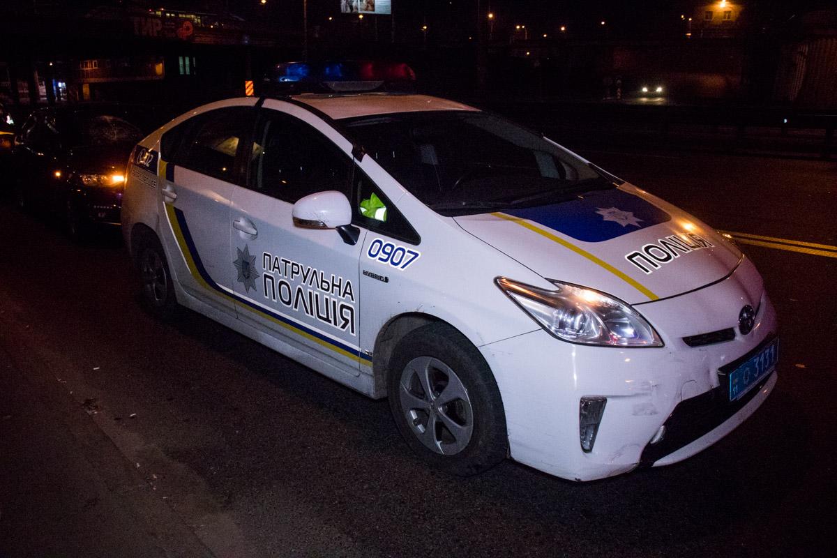 Водитель автомобиля пытался уйти от столкновения, но ДТП было не избежать