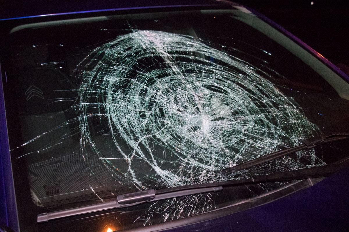 Автомобиль Citroen сбил женщину